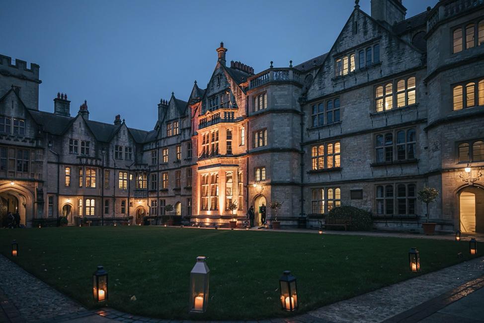 Brasenose College, Oxford University